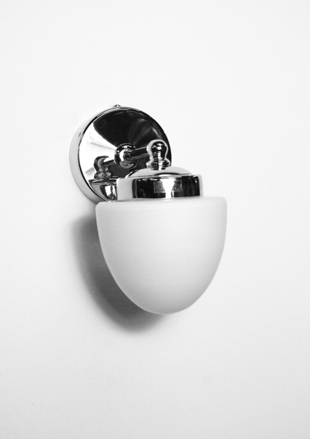 KN6510 WALL MOUNTED GLOBE LIGHT IP RATED