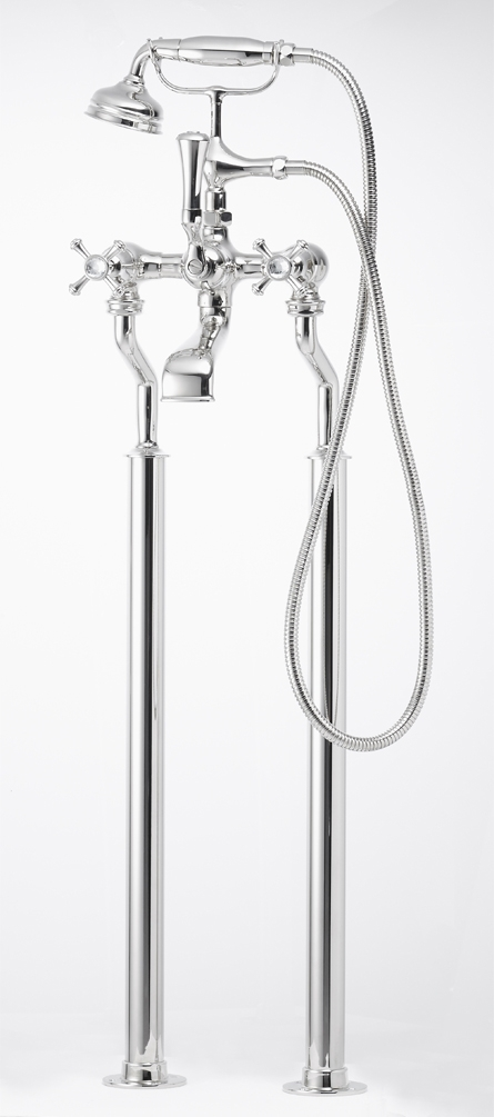 KN1067 BATH SHOWER MIXER STANDPIPES ONLY